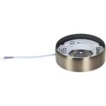 Светильник точечный накладной Uniel GX53 IP20 8.2 см бронза