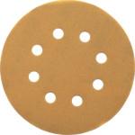 Шлифовальные круги Dewalt 6 отверстий 80G d 150 мм, 25 шт. DT3133-QZ