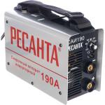 Аппарат сварочный инверторный Ресанта САИ-190 65/2