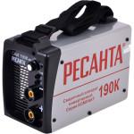 Аппарат сварочный инверторный Ресанта САИ-190К 65/36