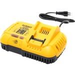 Универсальное зарядное устройство Dewalt 54 В XR FLEXVOLT для батарей 18 В ХR/54 В ХR DCB118-QW