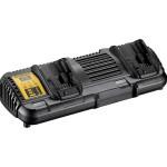 Универсальное зарядное устройство Dewalt 54 В XR FLEXVOLT для 2-х батарей 10.8 В ХR/14.4 В ХR/18 В ХR/54 В ХR DCB132-QW