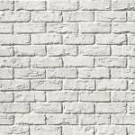 Плитка декоративная White Hills Вельс Брик A390-00 белая 0.75 м2