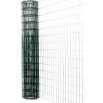 Сетка сварная Каскад оцинкованная ПВХ 60х100 мм1.5х15 м зеленая