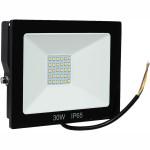 Прожектор Онлайт 30 Вт 4000 К IP65 черный 121x96x28 мм