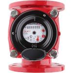Счетчик воды турбинный Норма ИС СТВ-80ГИ для горячей воды