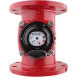Счетчик воды турбинный Норма ИС СТВ-150ГИ для горячей воды
