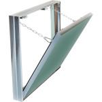 Люк ревизионный под плитку Хаммер Гиппократ-П 60x60 см