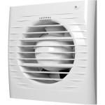 Вентилятор осевой Эра 4S вытяжной c антимоскитной сеткой 100 мм