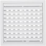Решетка ERA 1515РРП вентиляционная регулируемая 150х150 мм