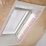 Оклад пароизоляционный Velux BBX алюминий 78х118 см
