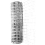 Сетка сварная Каскад оцинкованная 75х100 мм 1.8х15 м