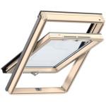 Мансардное окно Velux Optima Стандарт GZR FR06 3050В 66x118 см ручка снизу