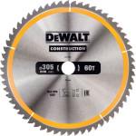 Диск пильный Dewalt по дереву 305x30 мм 60 зубьев DT1960-QZ