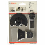 Базовый набор по плитке Bosch для многофункциональных инструментов, 3 шт. 2608662342