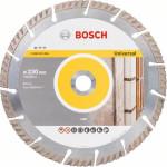 Диск алмазный Bosch турбосегментированный 230x22.23 мм 2608615065