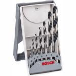 Набор сверл Bosch HSS PointTeQ Mini X-Line HSS-G, 7 шт. 2608577347