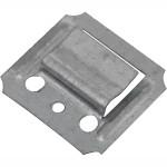Крепеж для вагонки Rock Solid №2 с оцинкованными гвоздями, 100 шт. 0.15 кг