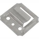 Крепеж для вагонки Rock Solid №3 с оцинкованными гвоздями, 100 шт. 0.15 кг