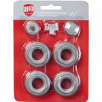 Набор присоединительный Royal Thermo 1/2'' серый НС-1156712