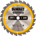 Диск пильный Dewalt по дереву 184x16 мм 24 зуба DT1939-QZ