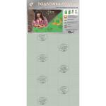 Подложка под LVT Solid листовая 1.5x500x1000 мм 10 кв.м зеленая
