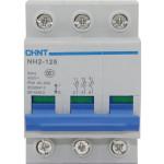 Выключатель нагрузки Chint NH2-125 3P 100A