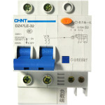 Автомат дифференциальный CHINT DZ47LE-32 2P 25A 30mA тип AC х-ка С 6kA
