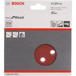 Набор шлифовальных листов Bosch C470 Best for Wood and Paint D125 мм К60/120/240, 6 шт. 2608605084