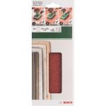 Набор шлифовальных листов Bosch 93х230 мм К60/120/180, 10 шт. 2609256B00
