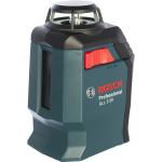Нивелир лазерный для помещений Bosch Professional GLL 2-20 20 м 0601063J00