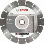Диск отрезной Bosch Standard for Concrete алмазный 230х22.23 мм 2608602200