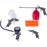 Набор пневмоинструментов Foxweld AERO 5 предметов 5534