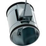 Воздушный клапан Shuft DCGAr 250 круглого воздуховода с регулирующей заслонкой D 250 мм