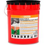 Мастика полимерно-битумная Profimast  21.5 л 18 кг
