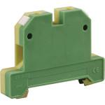 Зажим наборный IEK ЗНИ-6PEN 600 В 50 А 2 провода 0.5-10 мм2 зеленый