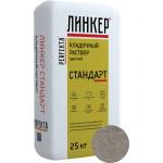 Кладочный раствор Perfekta Линкер Стандарт антрацитовый 25 кг