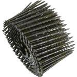Гвозди строительные винтовые в обойме 2.8х80 мм, 200 шт./1 обойма 0.8 кг