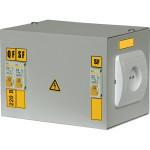 Ящик с понижающим трансформатором ЯТП-0,25 220 В 36 В 2 А