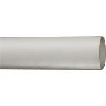 Труба гладкая жесткая IEK ПВХ серая d16 мм, 1 шт = 1 м