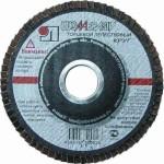 Круг лепестковый Lugaabrasive Р24 125x22 мм А241252223