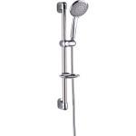 Душевой гарнитур ESKO стойка 600 мм 3-х режимный ручной душ мыльница шланга 1.6 м SSS603