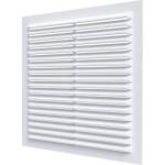 Решетка вентиляционная Auramax AC 170x240 мм белая