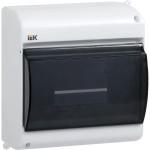 Бокс IEK с прозрачной крышкой КМПн 2/4 для 4-х автоматических выключателей наружной установки