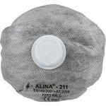 Респиратор Алина-211 FFP2 NR D с клапаном