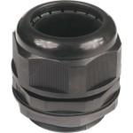 Сальник IEK MG 12 диаметр проводника 4-7 мм IP68 черный