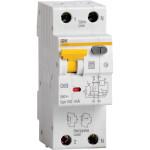 Автоматический выключатель дифференциального тока IEK АВДТ 32 C16 30 мА 16А