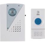 Звонок ЭРА C41 беспроводной 32 мелодии IP44 белый