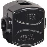 Зажим кабельный ответвительный IEK У-731М 4-10/1,5-10 мм2 IP20