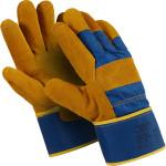 Перчатки Manipula Specialist Сталкер Про спилок размер 10 коричнево-синие